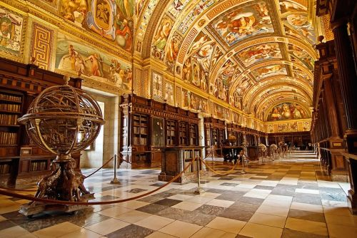 royal-library-el-escorial